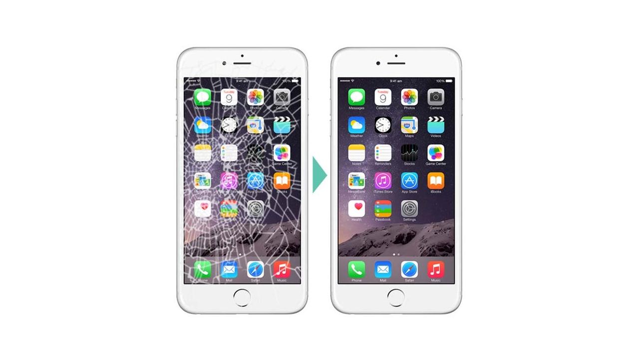 Reparera Iphone Lund