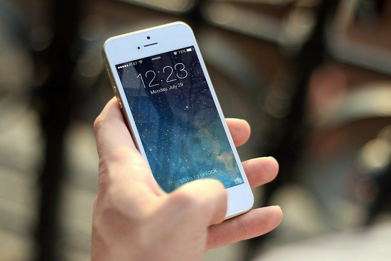 laga iphone skärmbyte