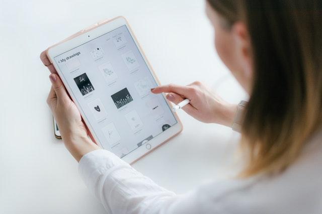 Byta batteri iPad