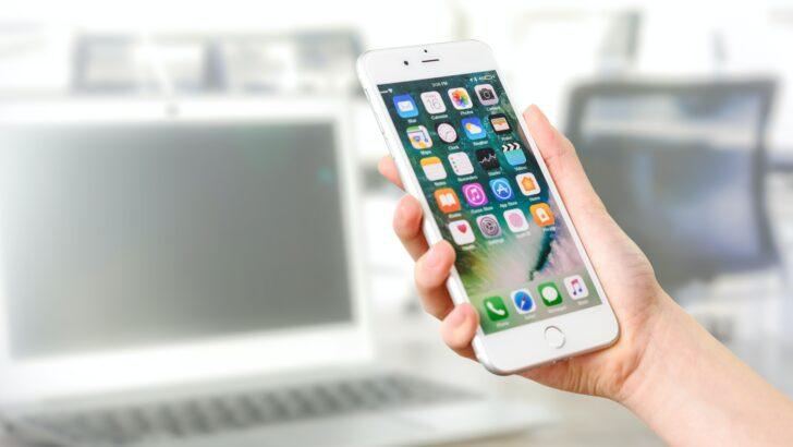 Byta batteri iPhone Malmö