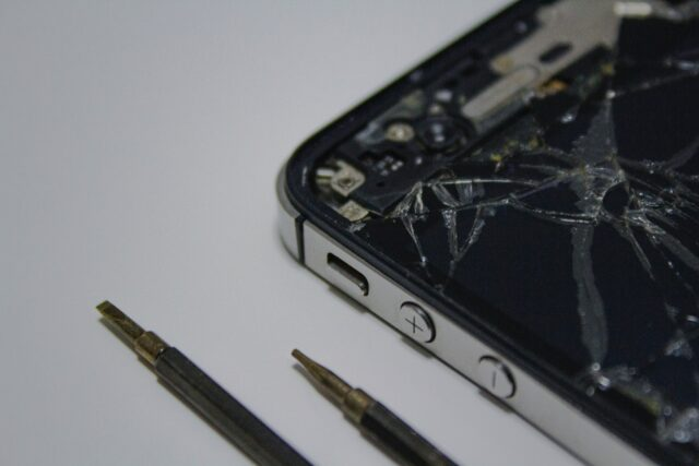 iPhone skärmbyte Göteborg